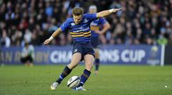 Ian Madigan scored 19 points as Leinster beat Ulster