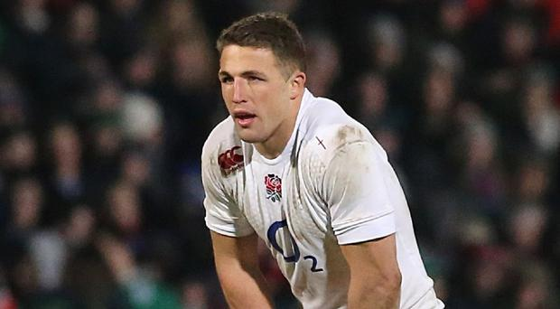 Sam Burgess struggled in Cork