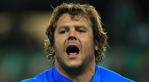 Andrea Lo Cicero wants to see Italy exact revenge for their heavy defeat in Dublin last year