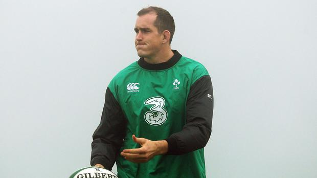 Devin Toner is not taking Italy lightly