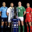 The fixtures for the 2016 and 2017 Six Nations have been announced