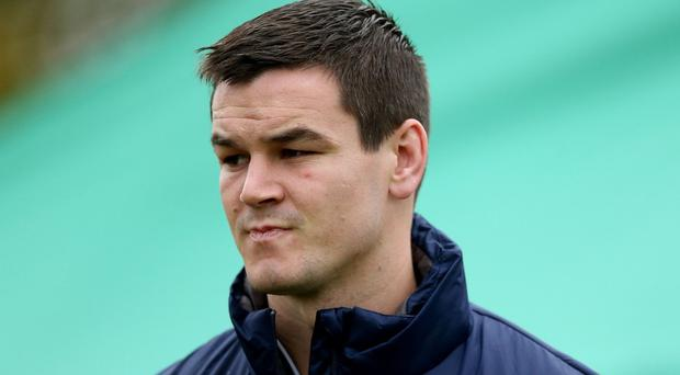 Johnny Sexton has been passed fit for Ireland's clash with France on February 14