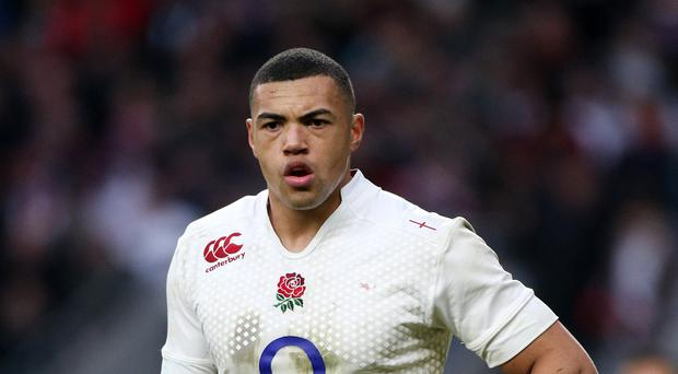 Luther Burrell is happy to see Jonathan Joseph take the plaudits