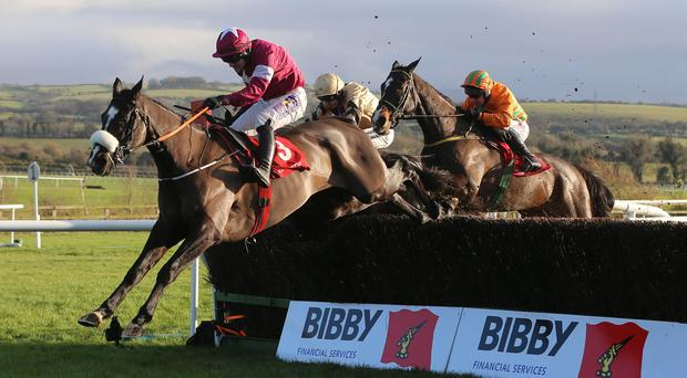 Don Cossack in action