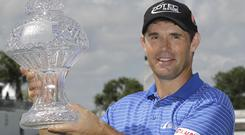 Padraig Harrington has won the Honda Classic (AP)