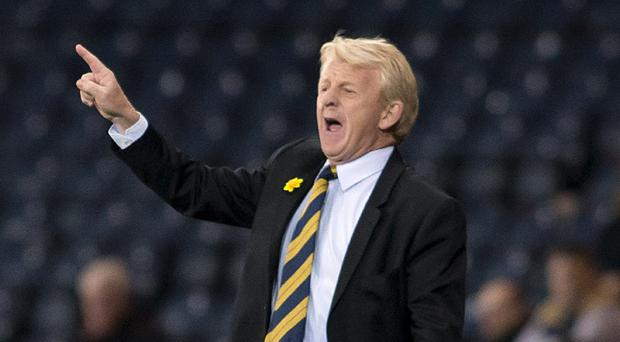 Gordon Strachan's Scotland will face Qatar on June 5