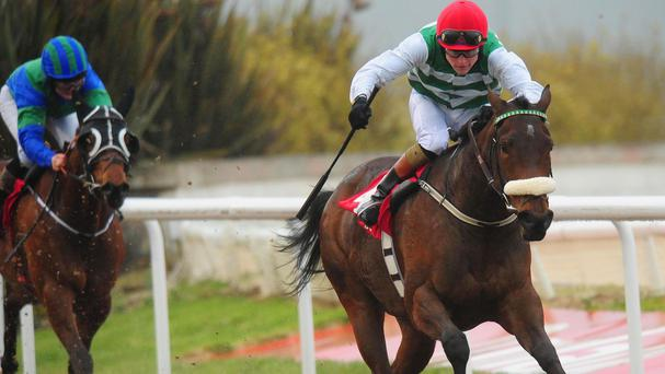 Chiclet impresses at Dundalk