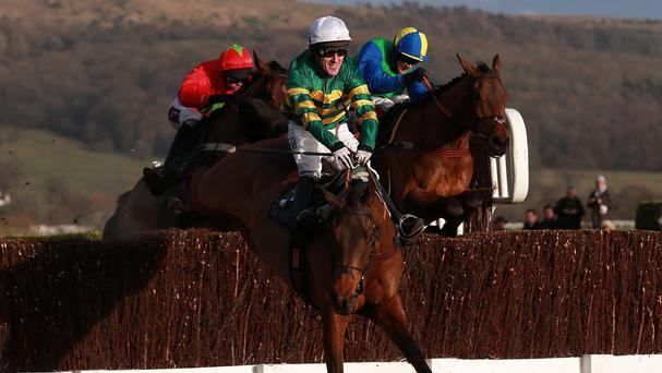 AP McCoy on Cantlow