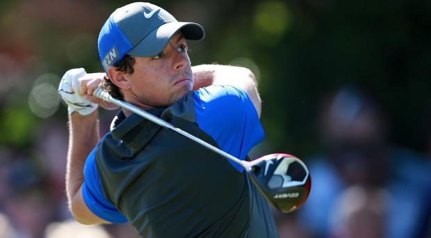 Rory McIlroy looks forward to a week off from the