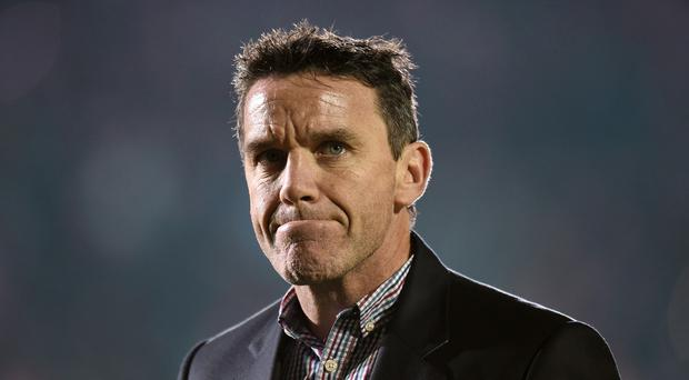 Bath head coach Mike Ford