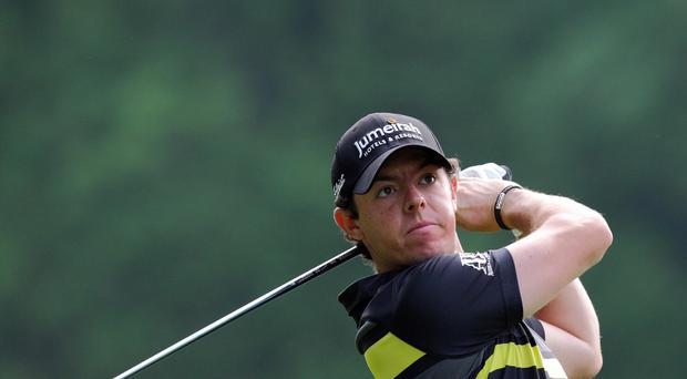Rory McIlroy has been tipped to complete the full majors set at the Masters this week by his former Ryder Cup captain Colin Montgomerie if he can blank out his bad Augusta memories.