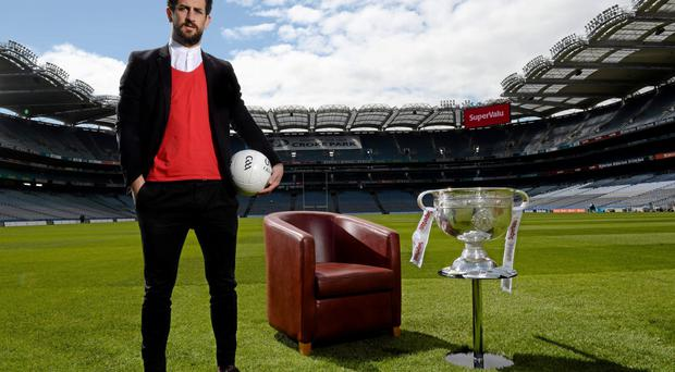 Fashion forward: It's been reported that Paul Galvin has been in talks with Dunnes about his own line