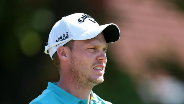 England's Danny Willett made the cut on his Masters debut at Augusta