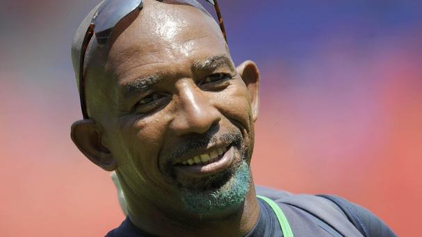 Phil Simmons hopes to still help Ireland now he is with the West Indies