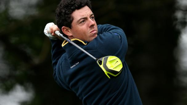 Rory McIlroy has convinced a host of stars to play in the Dubai Duty Free Irish Open.