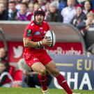 Leigh Halfpenny was the key man as Toulon reached Twickenham