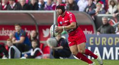 Leigh Halfpenny said it was a 'dream come true' to reach the Champions Cup final