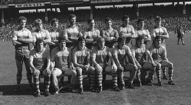 The Kerry team in 1981
