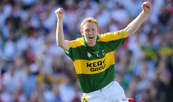 Could Colm Cooper be wearing a sleeveless jersey in the 2016 Championship