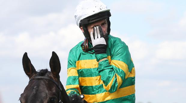 Tony McCoy becomes emotional on Box Office after his last race
