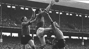 Mick O'Connell in action for Kerry in 1968