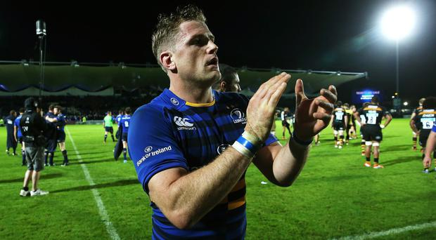 Jamie Heaslip scored the only try of the match as Leinster beat Benetton Treviso