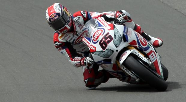 Jonathan Rea stormed to victory in the second race, his 150th in World Superbikes