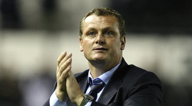 Jim Magilton is part of a four-man management team looking after Northern Ireland Under-21s