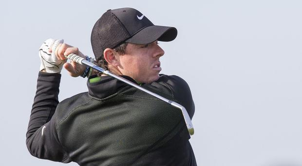 Rory McIlroy finished eighth in the Players Championship at Sawgrass on Sunday