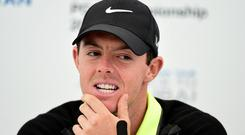 Rory McIlroy has been in strong form this season
