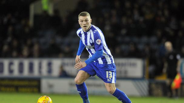 Sheffield Wednesday striker Caolan Lavery is set for an international chance