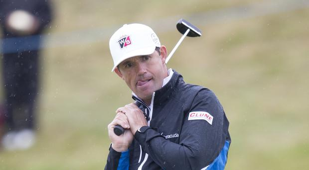 Padraig Harrington will not be at the US Open