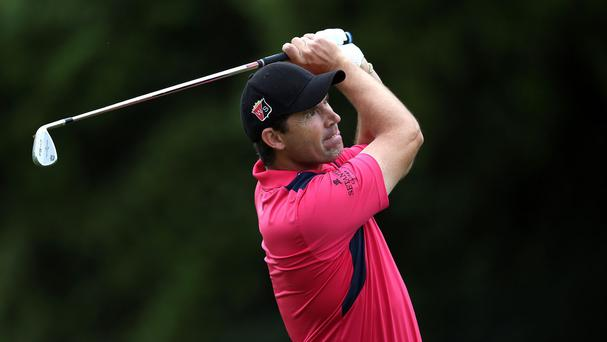 Padraig Harrington still has chances to qualify for the US Open