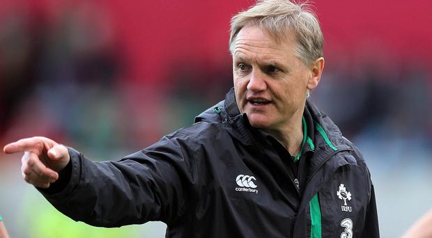 Ireland coach Joe Schmidt admits to having selection dilemmas