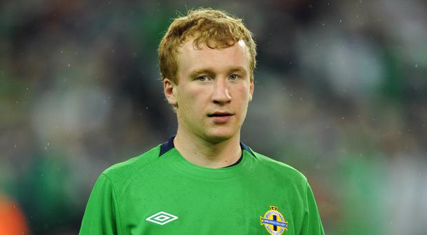 Liam Boyce is back in Northern Ireland's squad after a four-year exile