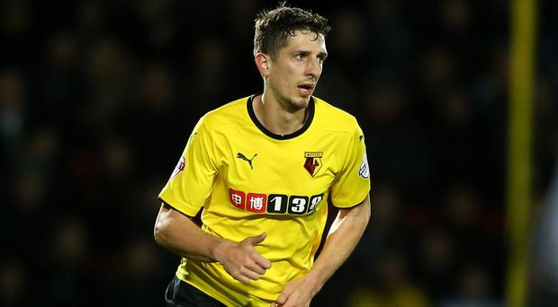 Craig Cathcart wants even more after winning promotion to the Barclays Premier League