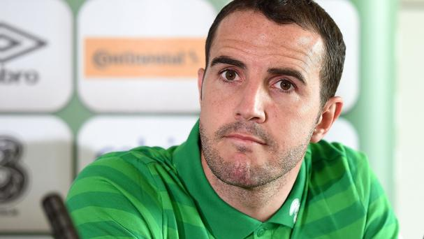 John O'Shea would rather the Republic beat Scotland next weekend than England on Sunday
