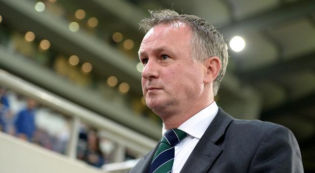 Michael O'Neill's Northern Ireland are enjoying a stunning campaign