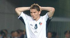 Former Republic of Ireland captain Matt Holland hopes for a successful Euro 2016 qualifying campaign