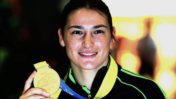 Katie Taylor kicks off her campaign in the European Games in Baku on Sunday