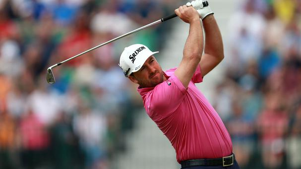 Graeme McDowell's title defence in Paris came to a premature end