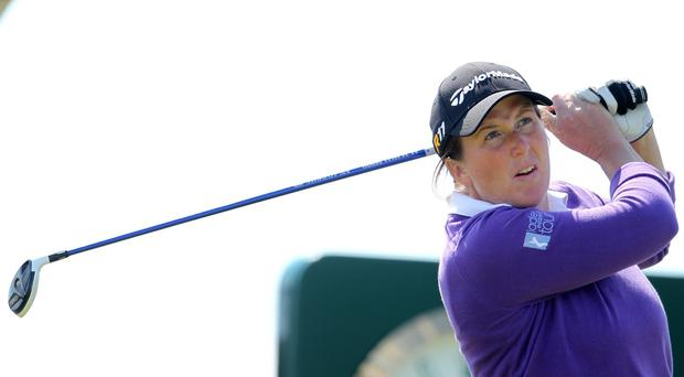 Beth Allen won her first Ladies European Tour title on Sunday
