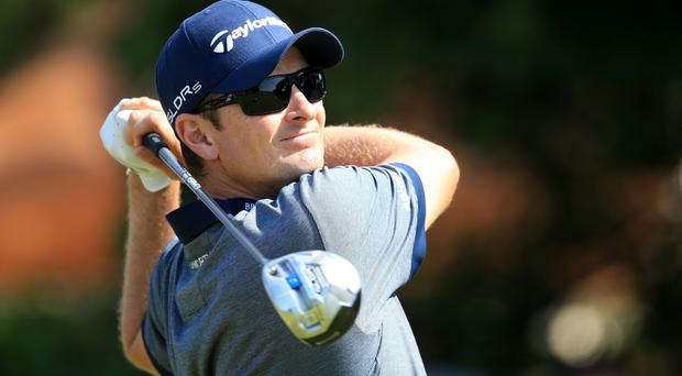 Justin Rose revealed he relaxes by going spearfishing in the Bahamas