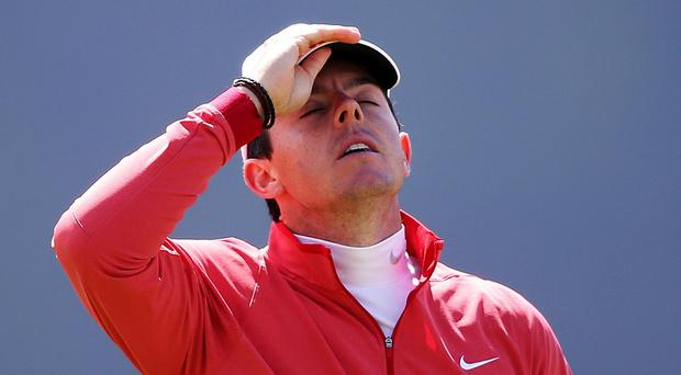 Rory McIlroy will not play in the WGC-Bridgestone Invitational
