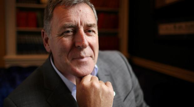 National hero: Packie Bonner famously saved a penalty against Romania in Italia 90. Photo: Gerry Mooney