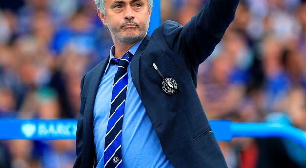 Chelsea boss, Jose Mourinho, is happy with his squad and has no intention of breaking the bank to land more stars like many of his Premier League rivals