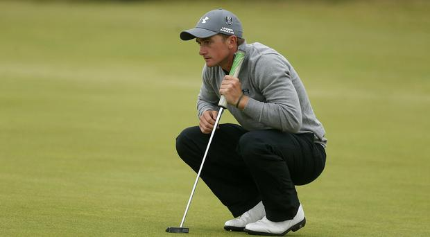 Irish amateur Paul Dunne