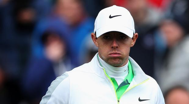 Rory McIlroy looks set to return to action next week