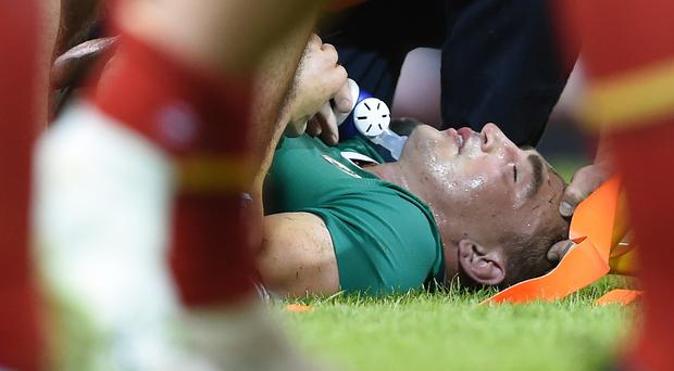 Tommy O'Donnell is out of the World Cup