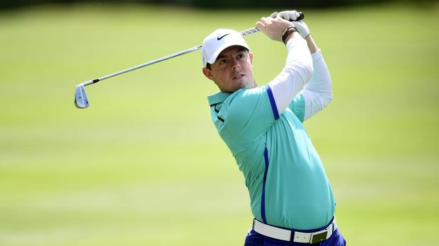 Rory McIlroy plans to return to competition at the US PGA Championship this week